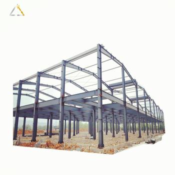 Prefab Galvanized Industrial Steel Roof Truss Design Buy Steel Roof Truss Design Product On Alibaba Com