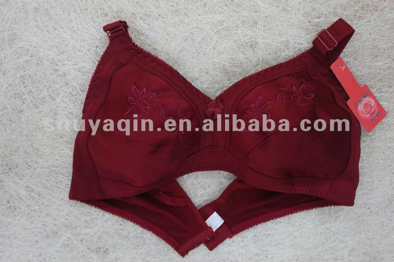 underwear sports bra latest embroidery design bra