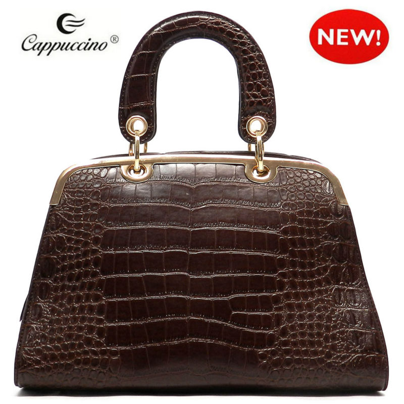 Cutom Design Women Leather China Whole Handbags Shoes With Top Handle