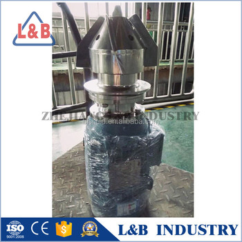 stainless steel vertical type magnetic agitation(L&B)