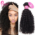 100 % Human Double Drawn Remy Brazilian Virgin Hair Grade 9 A Kinky Curls Accept Paypal