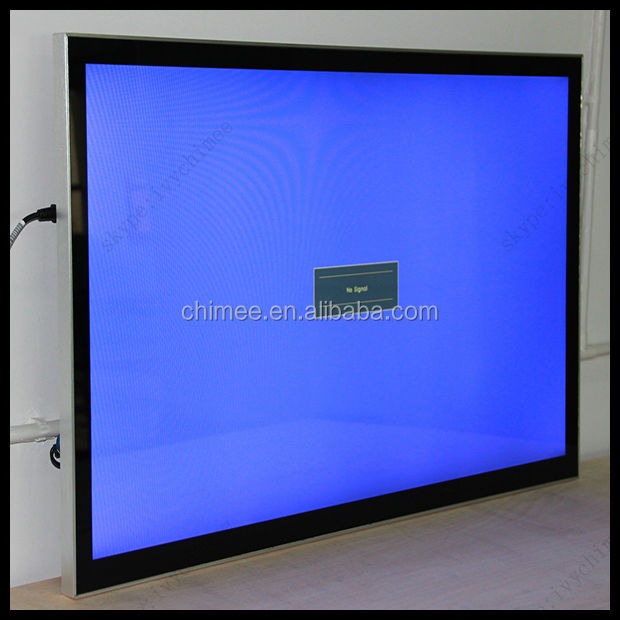 55 inch brand new computer 1037u cpu touch screen wall mount interactive window touch screen