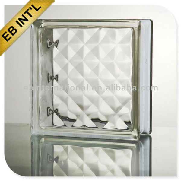 china glass block supplier, decorative hollow glass block