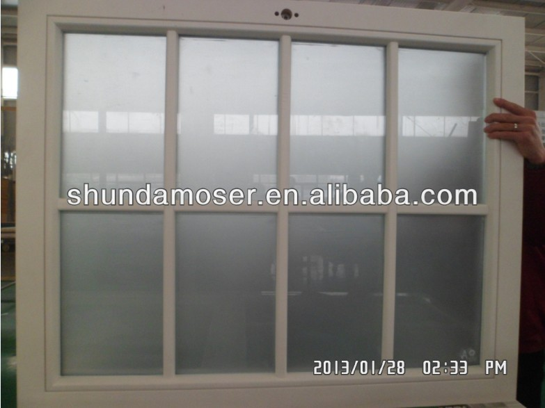 check out 779d9 83598 Double Glazed Windows-as2208 Glass-grill Outside Glass-white Colour-obscure  Glass - Buy Double Glazed Window,White Color Windows,Wood Transom Window ...