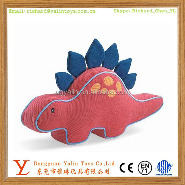 Stuffed Red Dinosaur Plush Dragon Toys