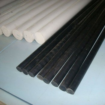 Solid Round Bar 6mm Plastic Rod Polytetrafluoroethylene