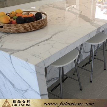 High End Italian Marble Dining Table