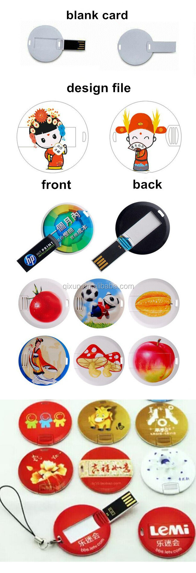 bulk 2gb mini round card usb flash drive, assurance secure order and paypal accept usb flash drive card 2gb