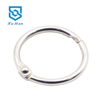 high quality metal book loose leaf ring metal book binding ring