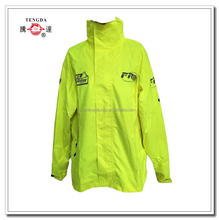 OEM original equipment manufacturer raincoat factory Oxford reflective rain gear