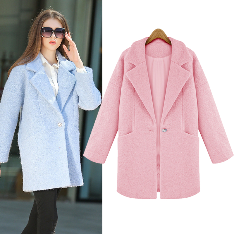 Pink jacket for women