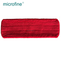 High tenacity coral velvet twist cloth fabric microfiber polyester easy clean mop