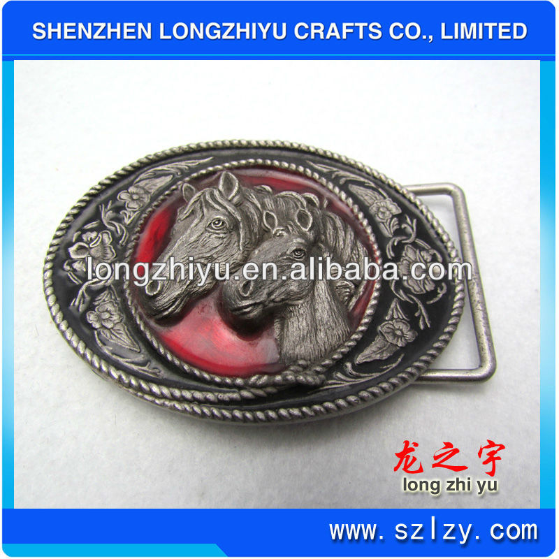 Decorative high quality belt buckle clasp