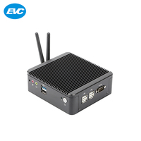 Linux operating system ultra low power OPS mini pc for signage display