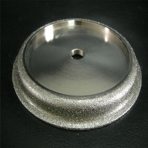 hot electroplated diamond glass grinding wheel