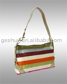 excess handbag , stock handheld , shoulder , pu handbag , closeout
