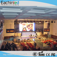 Conference HD P2.5 Rental Stage Indoor Led Display Board with 480*480mm Cabinet