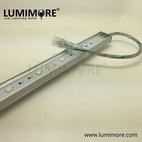 rgbw Waterproof DC12V SMD 5050 7.2W Led Rigid Light strip