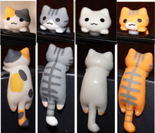 wholesale kpop kawaii original quality Chi's cat Anti dust plug for cell phone xiaomi iphone6 cute anime ear jack earphone cap