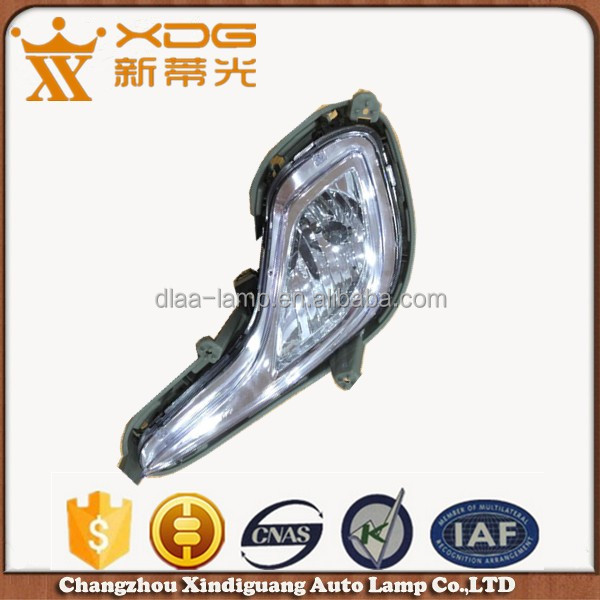 New Type Car HEAD LAMP accessory assembly for ACCENT'14-15 HEAD LAMP JH VEHICLE INDUSTRY