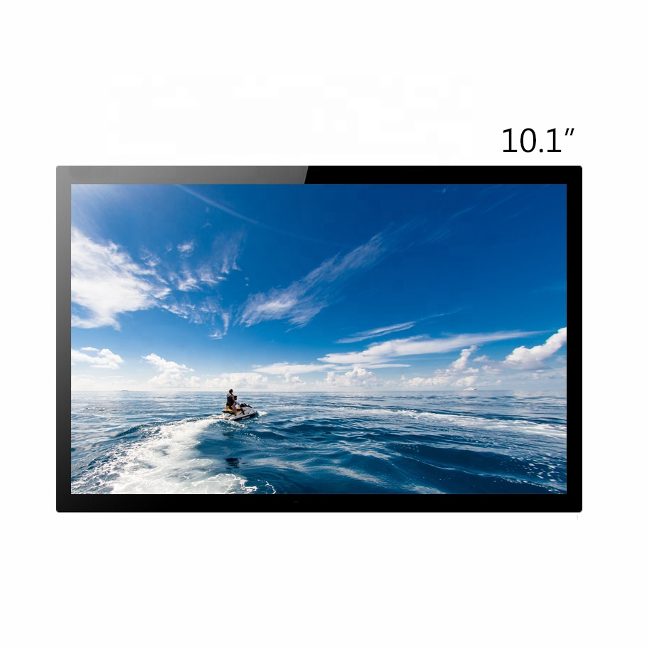 Factory price 풀 광 본딩 1000 nits 10.1 인치 capacitive touch screen 와 use touch control 인터페이스