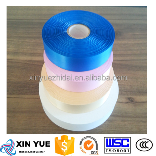 4 inch polyester satin ribbon east of india ribbon