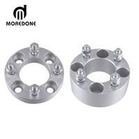 Aluminum car wheel spacer 4x100 adapter, multifunctional forged car 4x108 steel wheel spacers adapters