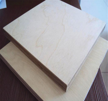 Edlon Wood Products Hot sale baltic birch hardwood Commercial Plywood for furniture manufacture