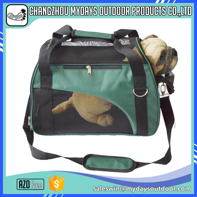 Medium high quanlity carrier bags for carry dogs