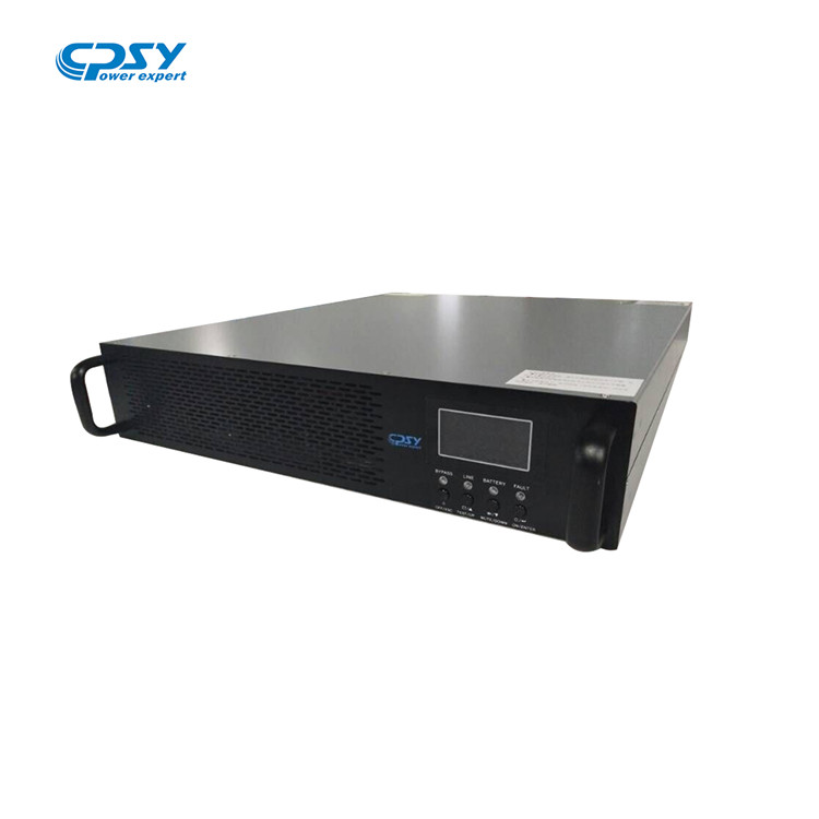 Factory wholesale 1000va online rack mount UPS for data center and servers room