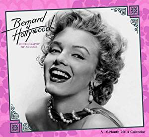 Bernard of Hollywood (Marilyn Monroe) 2014 Wall Calendar