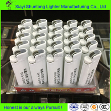 Factory cheap disposable plastic atomic lighter