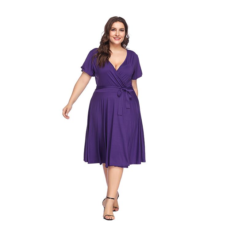 メーカー価格夏プラスサイズ深いv薄い夜セクシーなドレス