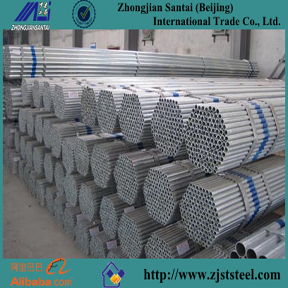 Prime OEM construction materials 5 inch galvanized steel pipe