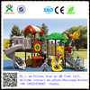 Cheap China Toys Factory kids outdoor playground toys and home equipments company QX-018B