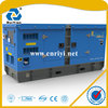 90kw water cooling generator with silent type diesel engine generator