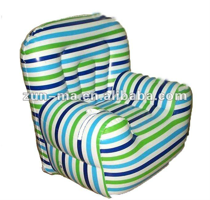 2016 new PVC inflatable sofa chair , inflatable living room chairs