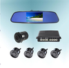 car video parking sensor 4.3 inch camera reverse system made in China