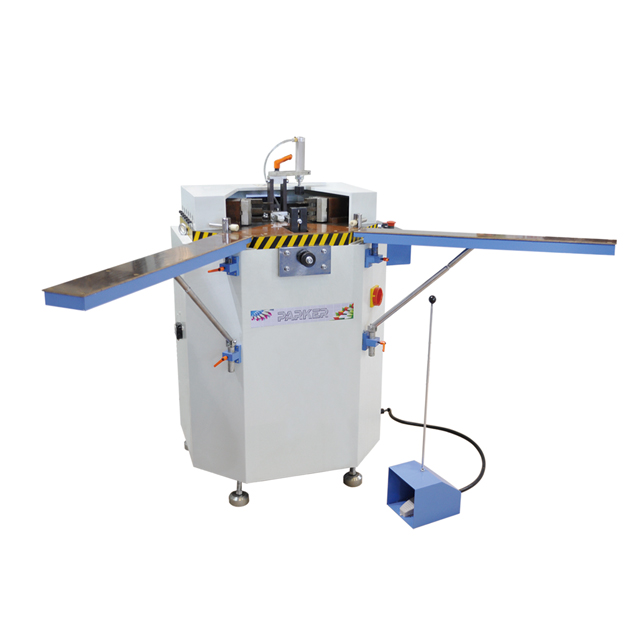 Parker aluminum window corner crimping machine with best price