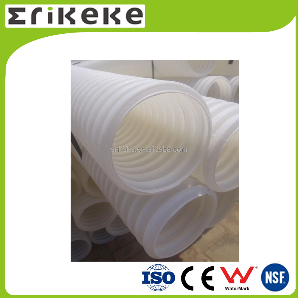 Cheap corrugated plastic drain pipe sizes find corrugated plastic - Corrugated Pipe White Corrugated Pipe White Suppliers And Manufacturers At Alibaba Com