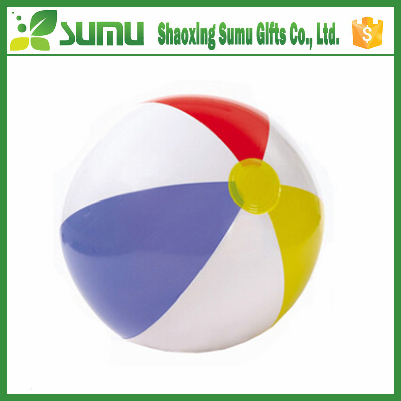 plastic inflatable 24 inch beach ball