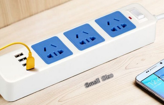 newly developed battery powered plug socket with electric extension usb socket