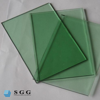 5mm 6mm Dark Green Tinted Gl Sheets For Window