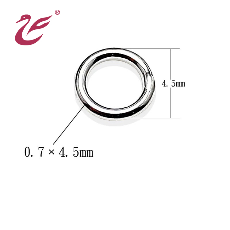High quality 925 sterling silver jump ring