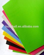 color shiny glitter eva material sheet