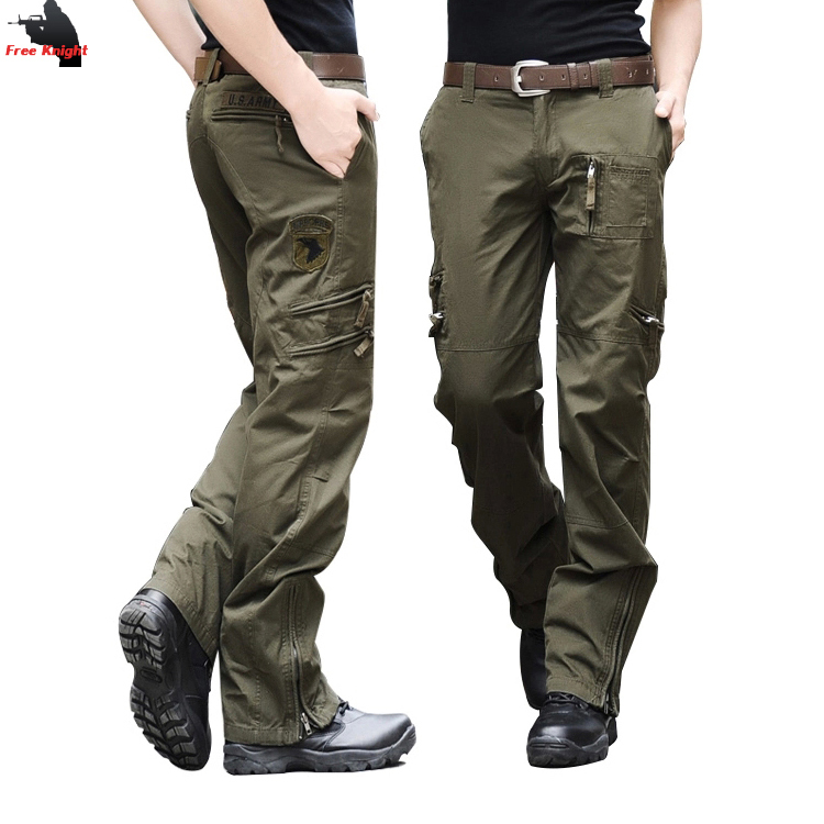580e15a870a7c Buy High Quality Military Pants Army Camouflage Outdoor Running Joggers  Sport Active Loose Plus Size Trousers For Men Tactical Pants in Cheap Price  on ...
