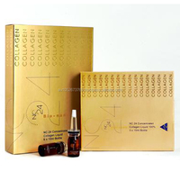 NC-24 Bio-nano Collagen 10ml x 6 bottles (anti wrinkle soft skin) - Made in Australia - Nature's Care