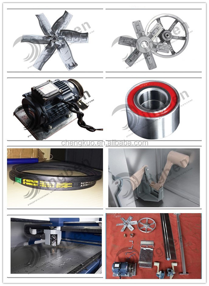Dust Removal Fans : Dust removal centrifugal industrial exhaust fan made in