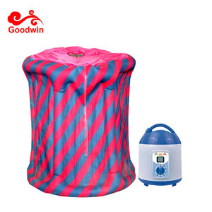 Portable steam sauna factory Mini Best Selling Portable Steam Sauna with CE,ROHS,SASO GW-01