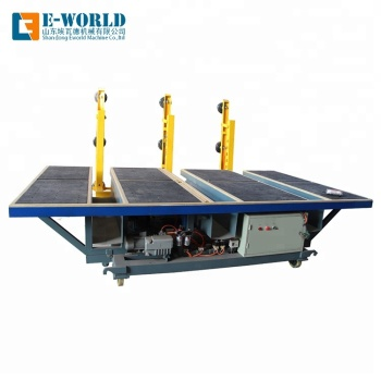 CE new design professional automatic loading table